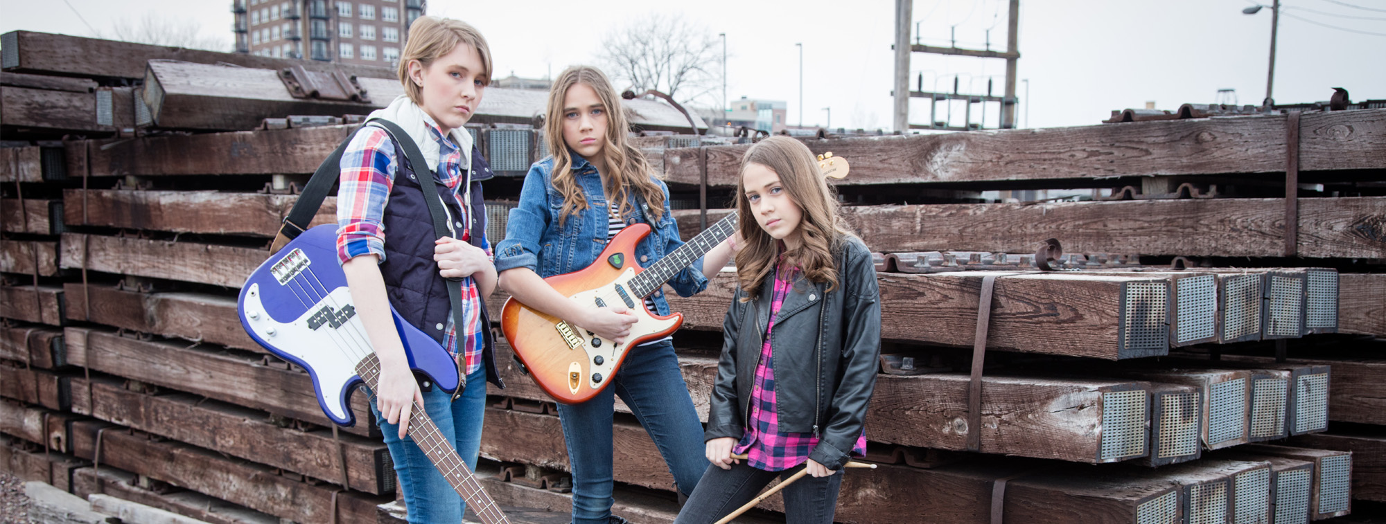Aria, Bryce and Bailey